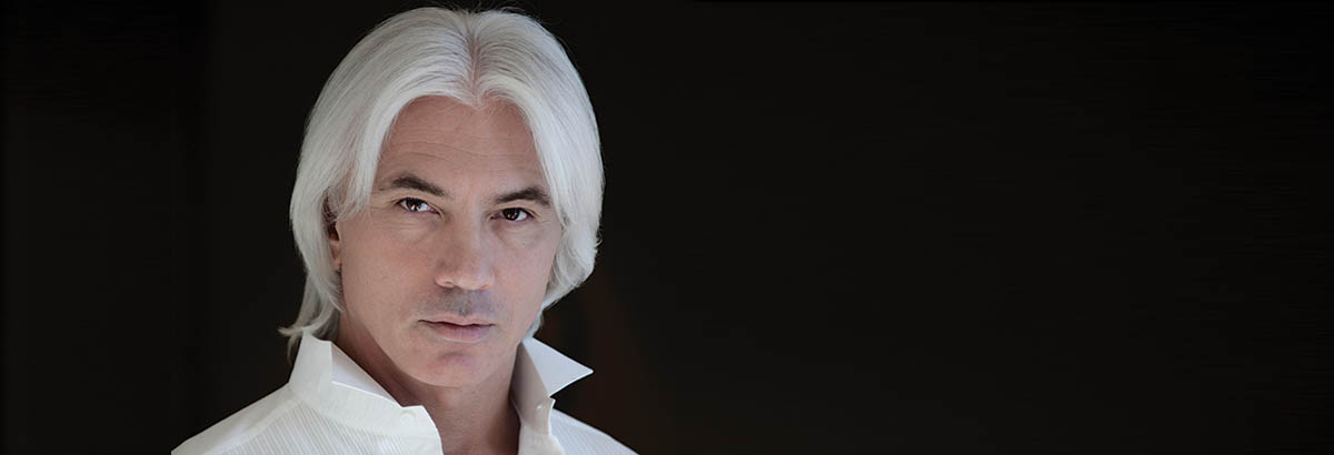 Head shot for Dmitri Hvorostovsky.