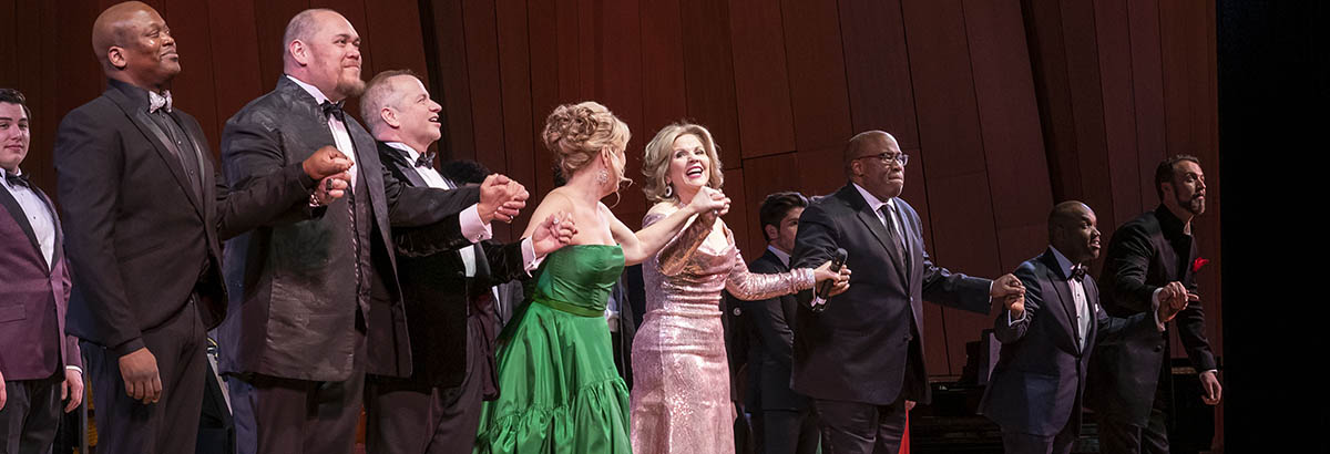 Renée Fleming 25th Anniversary Concert & Gala at Lyric Opera of Chicago