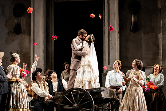 Don Giovanni at Lyric Opera of Chicago