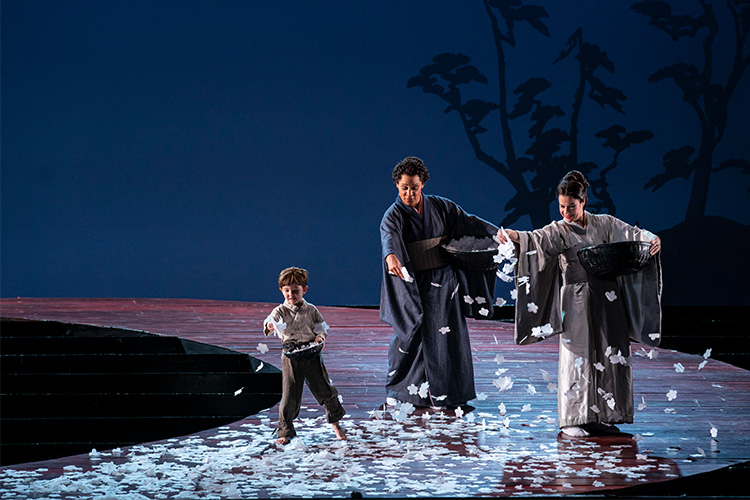 Madama Butterfly at Lyric Opera of Chicago.