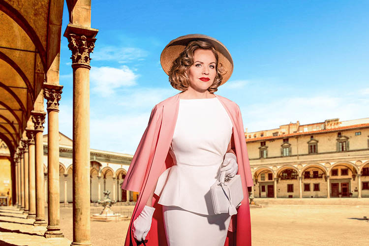 The Light in the Piazza starring Renee Fleming at Lyric Opera of Chicago.