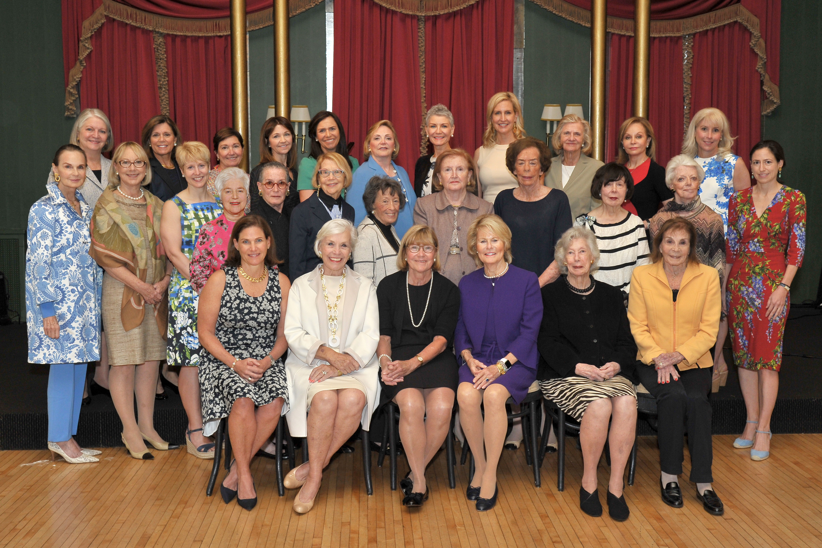 Women's Board group photo