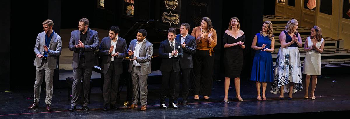 Ryan Opera Center 2019/20 Ensemble | Lyric Opera of Chicago