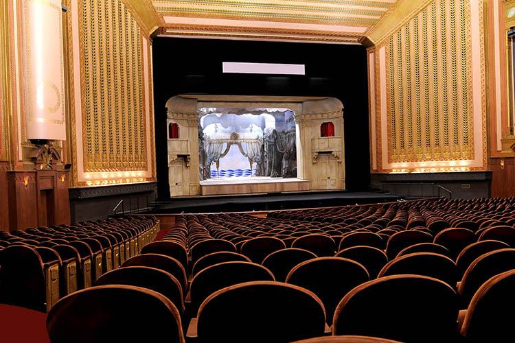 Lyric Opera Seating Chart Lyric Opera Of Chicago